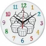 Часы-раскраски