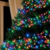 Гирлянды-грозди Cluster light