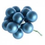 Стеклянные шары однотонные и разноцветные