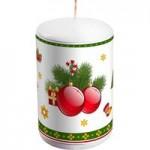 Свечи новогодние
