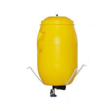 Бак для душа дачного Бодрость (Leto E) с подогревом (пластик, 60л, 1.25 кВт)