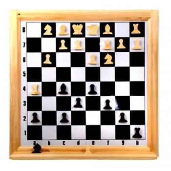 Шахматы настенные Демонстрационные С-12 (размер доски 810х810мм)