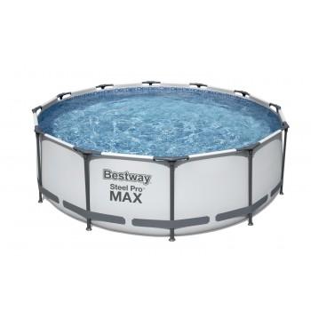 Бассейн Bestway 56260 каркасный, 366х100 см, 9150 л, фильтр-насос 2006 л/ч