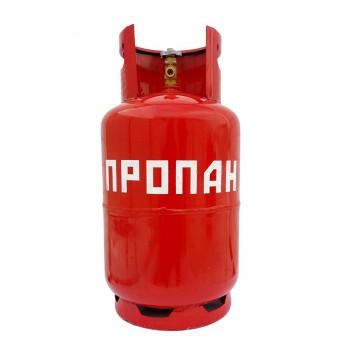 Газовый баллон 12 литров с ВБ-2