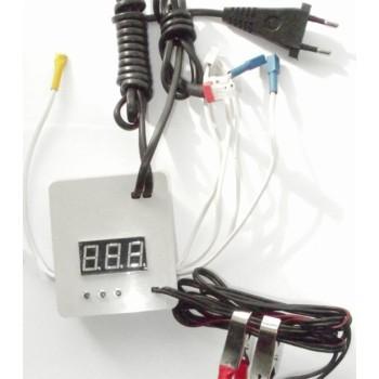 Терморегулятор цифровой автомат 220В/12В (для инкубатора) №11 артикул 45