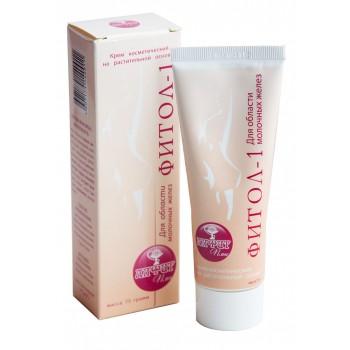 Фитол-1 крем мастопатийный 75г для области молочных желез