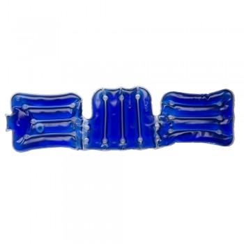 Грелка Воротник солевая, цвет синий
