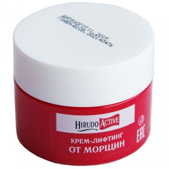 Hirudo Active крем лифтинг от морщин банка 60 мл