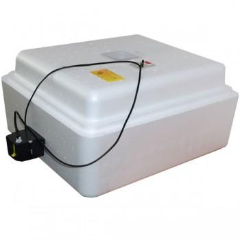 Инкубатор Несушка на 63 яйца (U=220В) автоматический поворот, аналог. терморег., цифр. индик. температуры (арт.71)