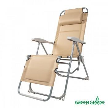 Кресло-шезлонг складное Green Glade 3219