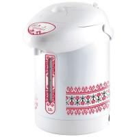 Чайник-термопот ENERGY TP-618 белый, 3,0 л 0,75кВт