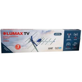 Антенна уличная активная LUMAX DA-2501A