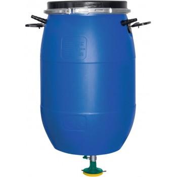 Емкость для душа с подогревом Водогрей 127л, 2 кВт, пластиковая