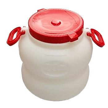 Канистра-бочка Байкал М6225, 20 л, пищевой пластик