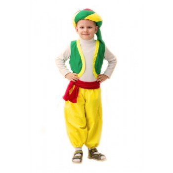Карнавальный костюм АЛЛАДИН, 3-5 лет, Бока