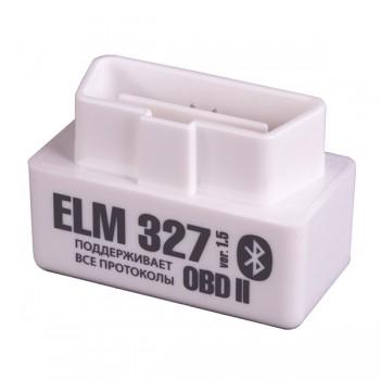 Адаптер автодиагностический ELM 327 Bluetooth, ver.1.5