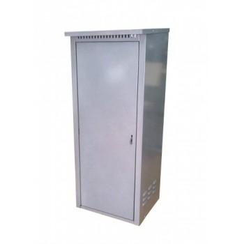 Шкаф металлический для газового баллона 50л Петромаш, серый