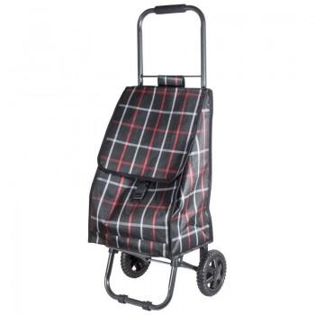 Тележка-сумка D203ECO Brown 30кг