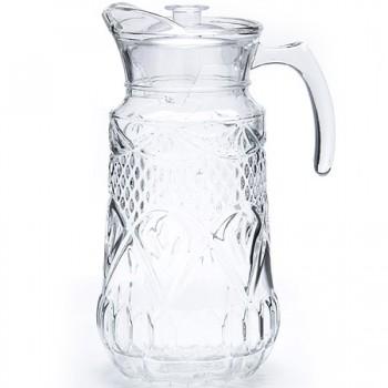 Кувшин стеклянный Loraine 26872, 1,6 л