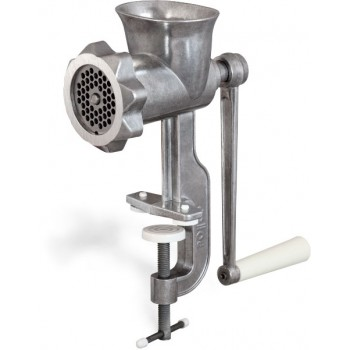 Мясорубка ручная Ротор Дива-МРП, алюминиевая