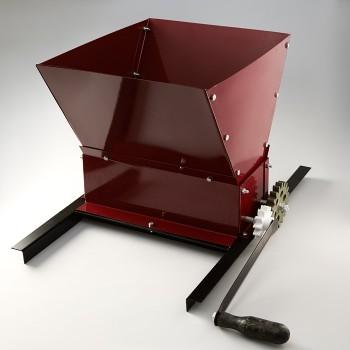 Дробилка для винограда и прочих ягод ДВ-4 механическая (ручная)