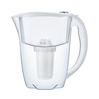 Фильтр-кувшин для воды Аквафор Престиж А5 белый 2,8 л + доп. модуль