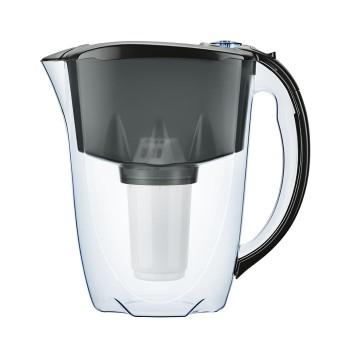 Фильтр-кувшин для воды Аквафор Престиж А5 черный 2,8 л + доп. модуль