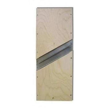 Шинковка для капусты ШК-3 деревянная 2 ножа