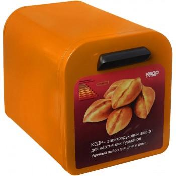 Жарочный шкаф КЕДР ШЖ-0.625/220 (электродуховка) оранжевый