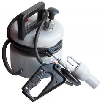 Лампа паяльная Мотор Сич ЛП-3 со шлангом