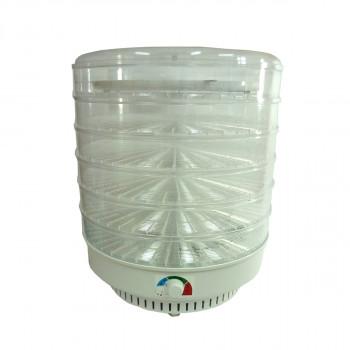 Сушилка для фруктов и овощей ВЕТЕРОК-2 (электросушилка 6 прозрачных поддонов диам.39см)