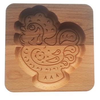 Форма для пряника (пряничная доска) Buken «Петушок»