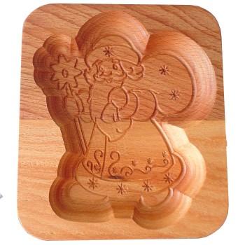 Форма для пряника (пряничная доска) Buken «Дед Мороз»