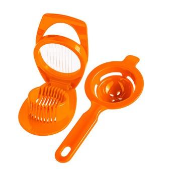 Сепаратор и резка для яиц Mayer&Boch MB-68020 оранжевый