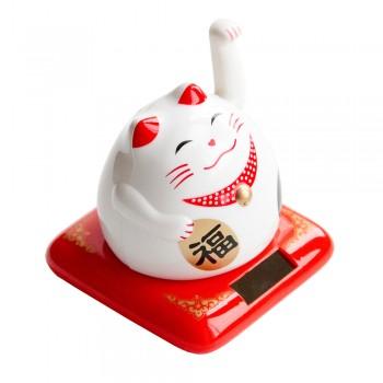 Манэки нэко (кот манэки) с подвижной лапкой 79112