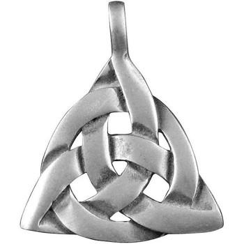 """Амулет №16 """"Узел Талиесина"""", металлический, коллекция Тотем"""