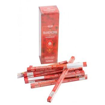 Благовония (ароматические палочки) Ладан (Frankincense), HEM, 8 шт. в упаковке