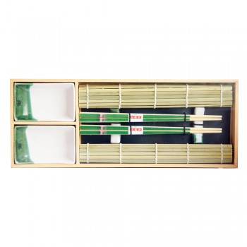 "Набор для суши № 40334 ""Васаби"" на 2 персоны, 36х14х3 см"