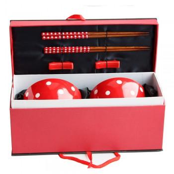 Набор для суши № 40445 RedBox на 2 персоны, в подарочной коробке для хранения