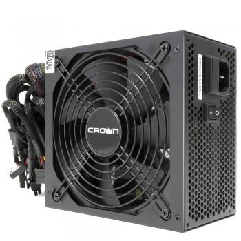 Блок питания Crown Micro CM-PS750W PRO (ATX, 750W, 80 PLUS BRONZE)