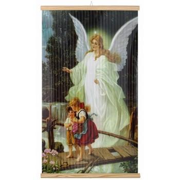 Инфракрасный настенный обогреватель Домашний Очаг Ангел Хранитель