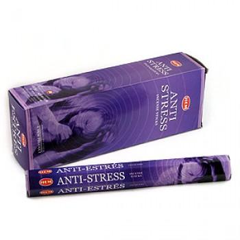 Благовония (ароматические палочки) Hem Анти-Стресс (Anti-Stress), 20 палочек