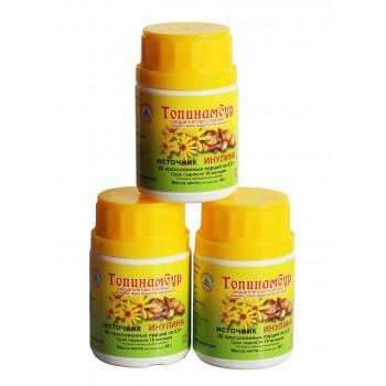 Топинамбур (источник инулина) 80 х 0, 5 г набор 3 шт.