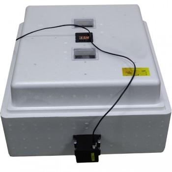 Инкубатор домашний Несушка на 104 яица с автоматическим поворотом, цифровым терморегулятором (артикул 60)