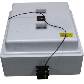 Инкубатор домашний Несушка на 104 яйца с автоматическим поворотом, цифровым терморегулятором с гигрометром,  (артикул 60г)