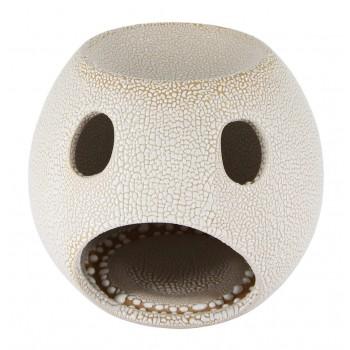 Аромалампа Мурашки бежевая, керамика