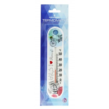 Термометр сувенирный комнатный П-1