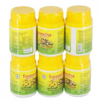 Топинамбур (источник инулина) 80 таб х 0,5г, набор 6 шт