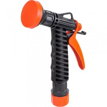 Душ-пистолет Жук с фиксатором, цанговый зажим 1/2 дюйма