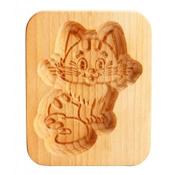 Форма для пряника (пряничная доска) Buken «Котик»